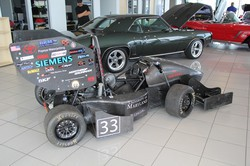 Terps Racing Formula SAE Car