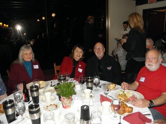 Winter Awards Dinner Party