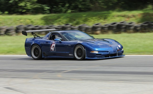 Chin Track Days at Summit Point