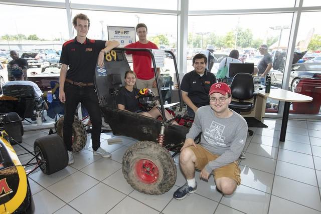 Terps Racing Team - Baja Vehicle