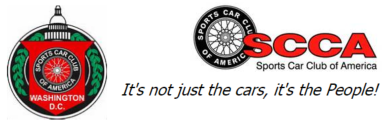 SCCA DC (Sports Car Club of America, Wash. DC)