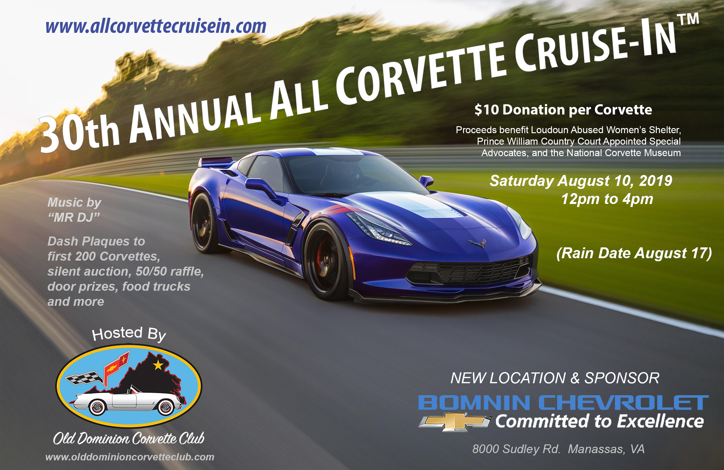 ODCC Cruise-In Flyer